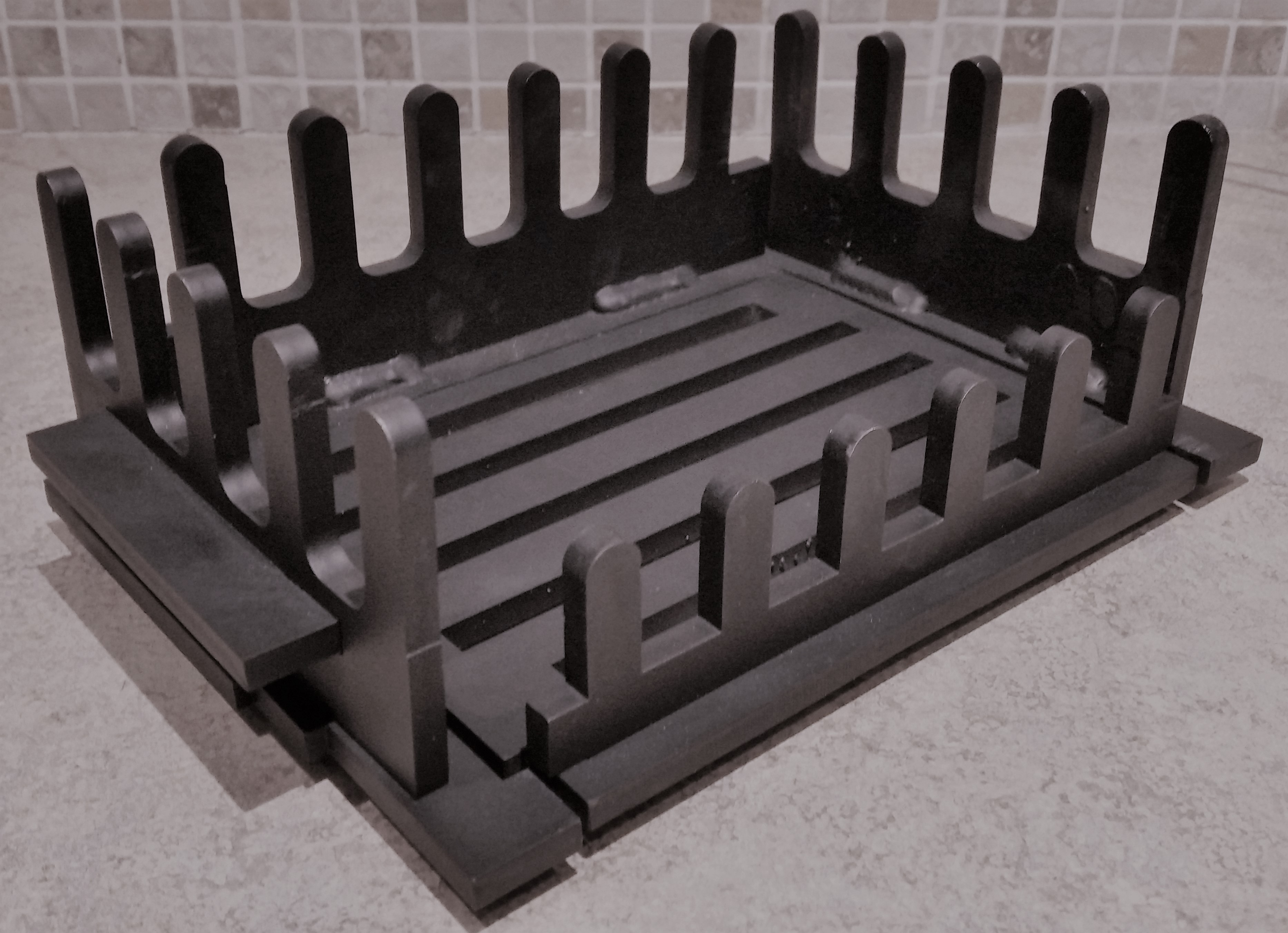 Multi Fuel Grate (4kW, 5kW, 8kW only) - Burley